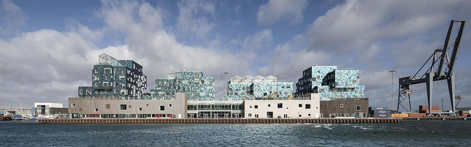 Copenhagen International School i Nordhavnen